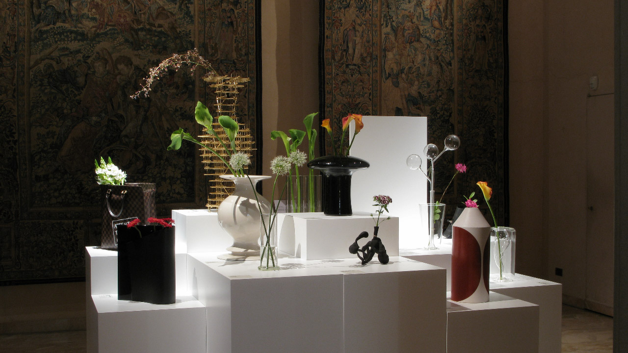 From vase to flower inventario in nature and design foscarini