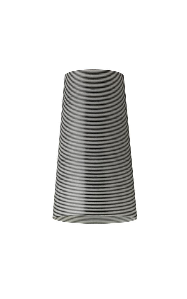 Lampada da parete Kite in tessuto di vetro e fibra di carbonio realizzata da Marc Sadler per Foscarini