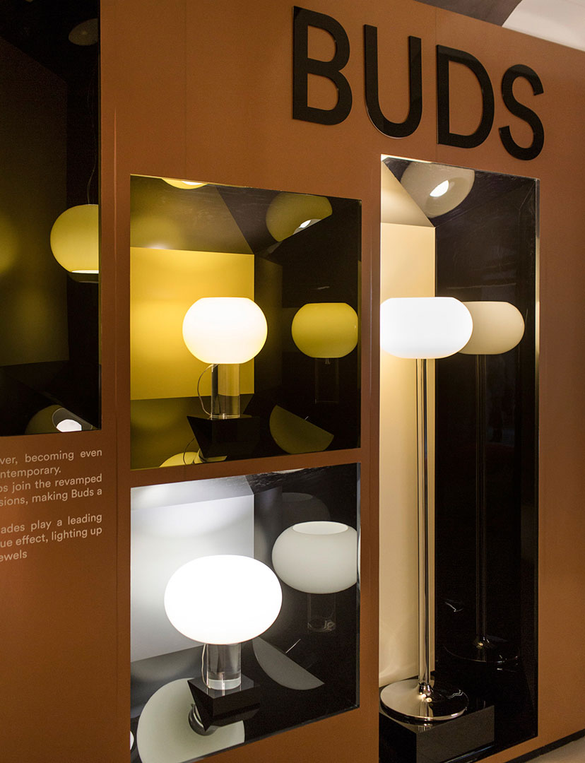 New Buds Foscarini.Buds 1 Foscarini