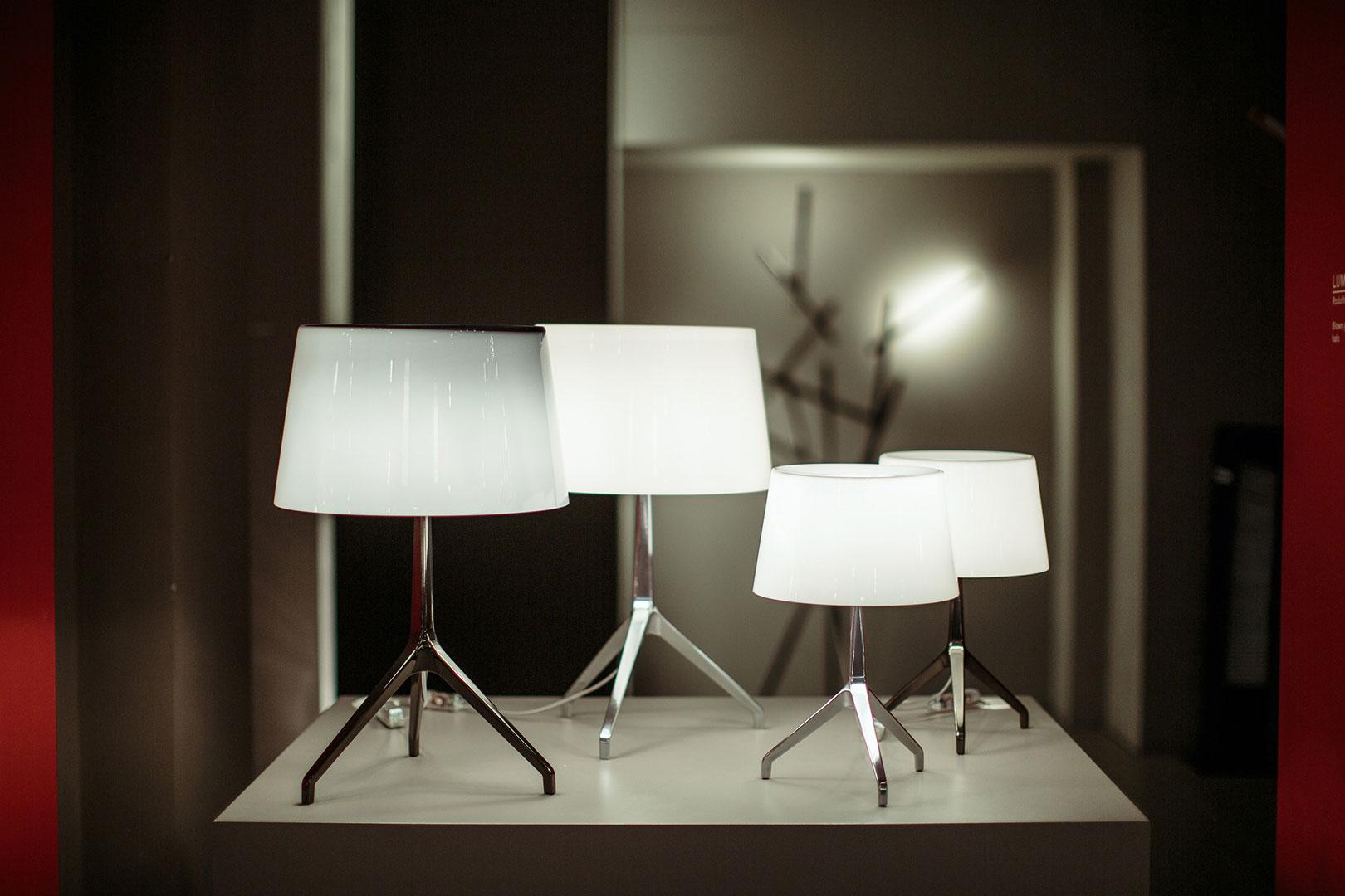 Moderne Lampen 18 : Lumiere table lamp design by foscarini foscarini.com