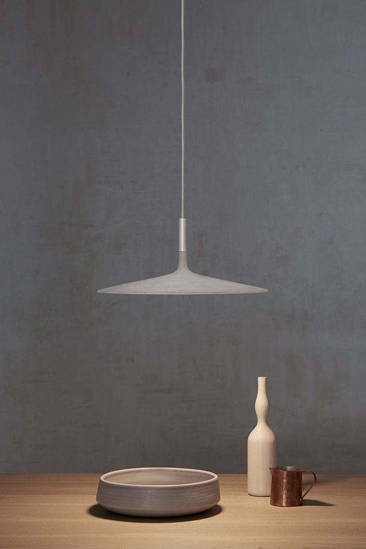 Lampe Foscarini Beautiful Lampe De Table Binic Grise X X