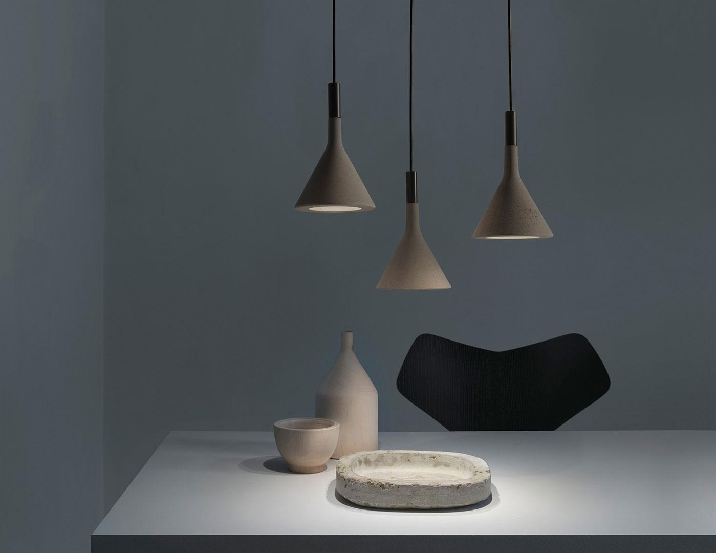 Lampade A Sospensione Foscarini : Aplomb suspension lamps design by foscarini foscarini