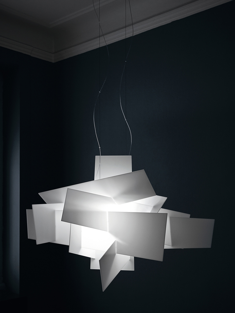 Świeże Big Bang - Foscarini Big Bang suspension lamp | Foscarini.com AT56
