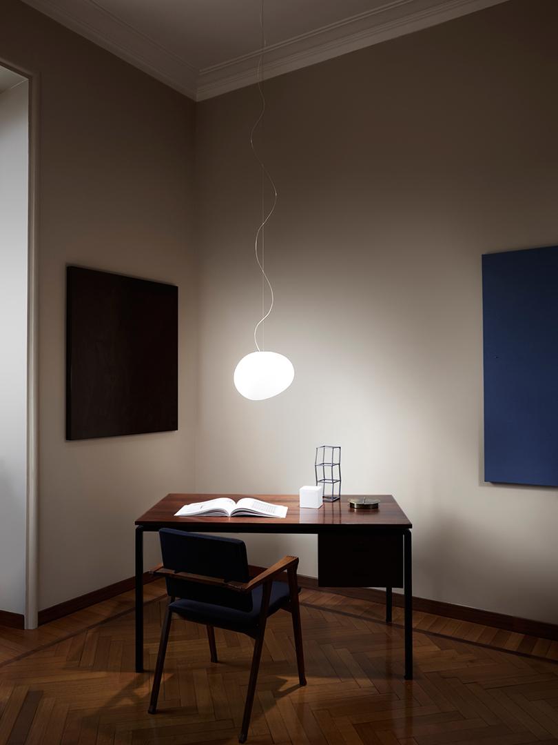 Foscarini Gregg Sospensione Grande.Gregg Suspension Lamp By Foscarini Foscarini Com
