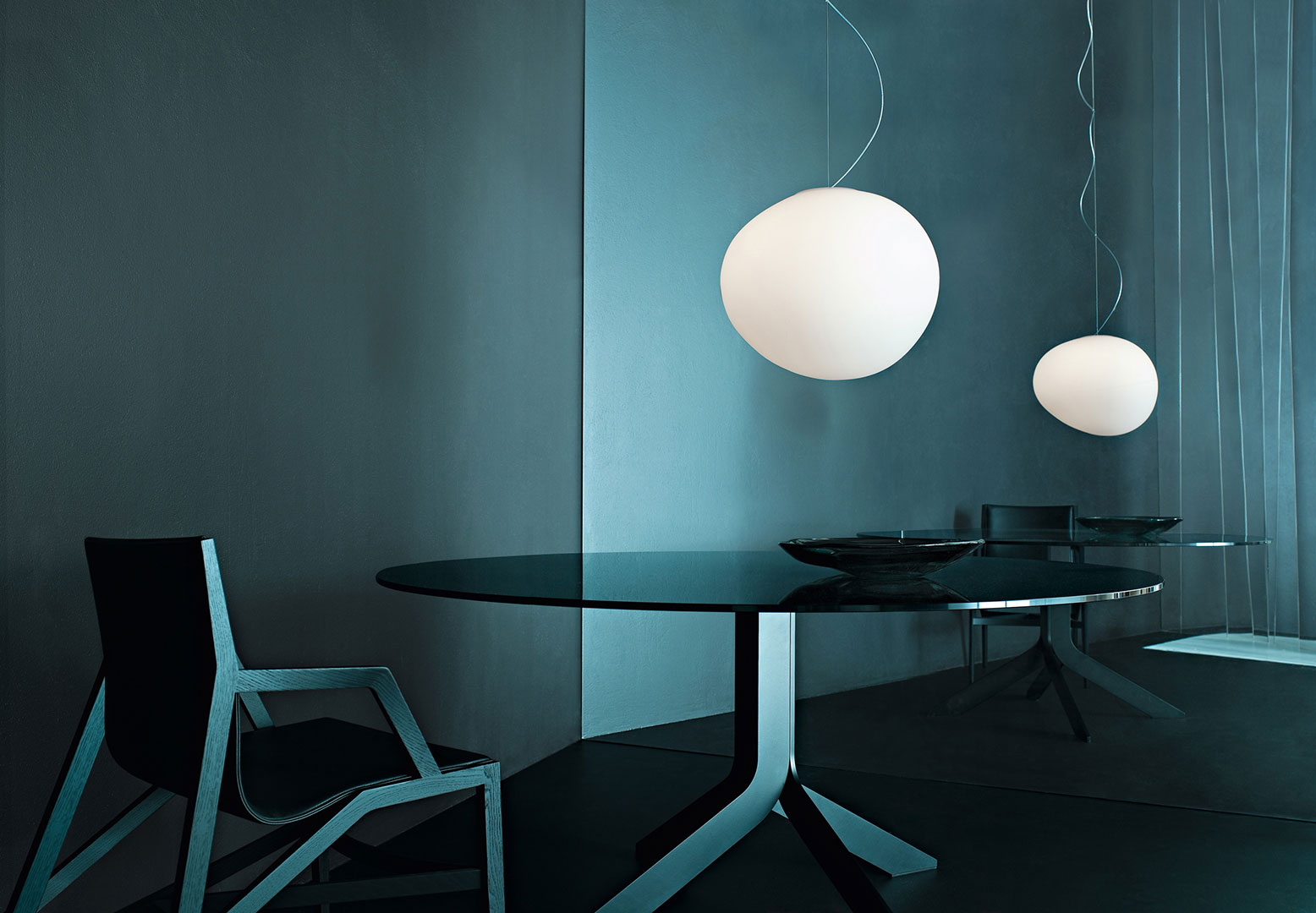 Gregg suspension lamp by foscarini foscarini