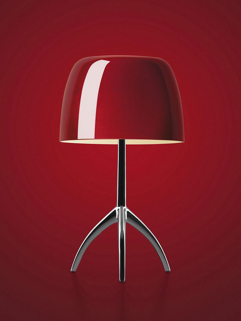 Lumiere Lampade Design Da Tavolo Foscarini
