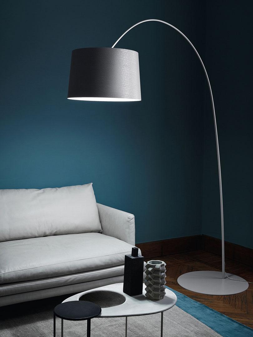 Twiggy - Floor lamps in living room, the best solution | Foscarini.com