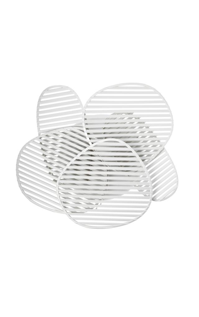 Lampada a sospensione Nuage in policarbonato stampato a iniezione e ABS masterizzato creata da Philippe Nigro per Foscarni