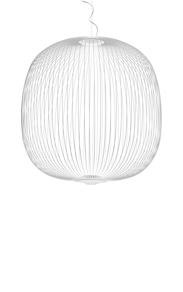 Spokes 2 Led Suspension Lamp By Foscarini Foscarini Com