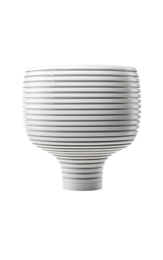 Lampada da tavolo Behive in ABS masterizzato, policarbonato e metallo verniciato creata da Werner Aisslinger per Foscarini
