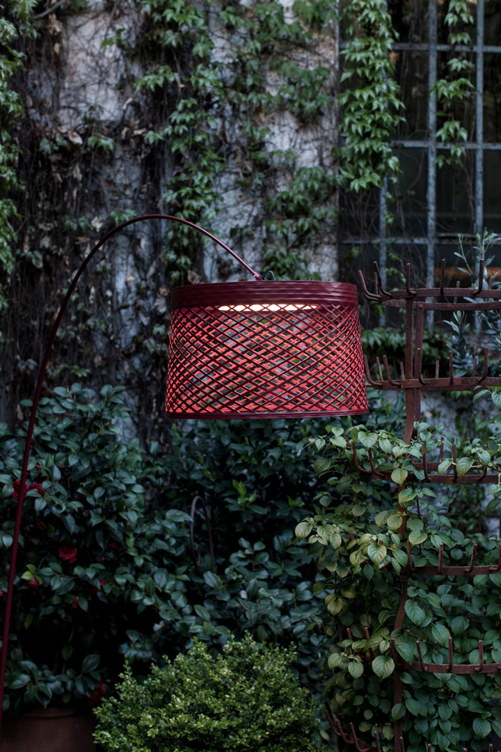 Twiggy Grid Foscarini Outdoor Lamp Design Foscarini Com