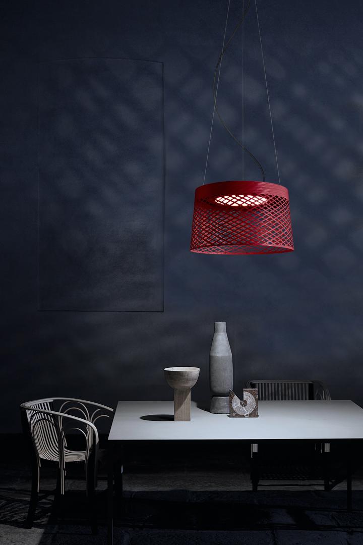 Twiggy Grid Pendant Lamp Outdoor Foscarini Com