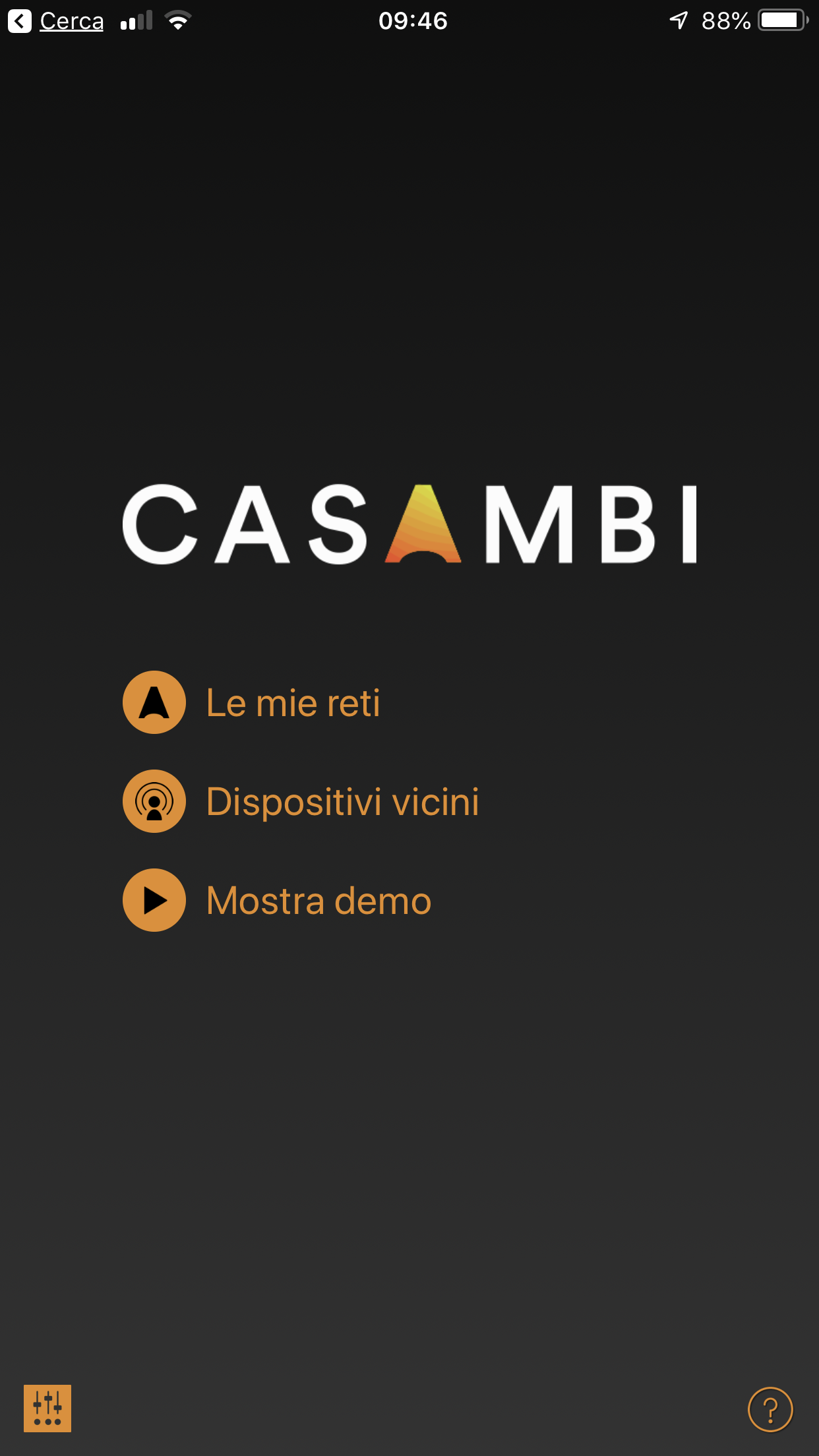 casambi application